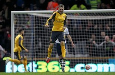 Daryl Horgan makes debut as Arsenal edge Preston in FA Cup