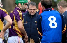 A 35-point win for Davy Fitz on his first day out with the Wexford hurlers in the Walsh Cup