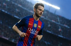 Rakitic dropped from Barcelona squad amid exit rumours