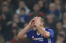 John Terry sent off on return as Chelsea progress in FA Cup
