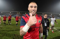 'This team is pretty emotionally intelligent' - Erasmus proud of Munster in Paris