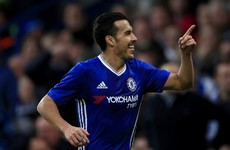 After a disappointing first season, Pedro is now a man in form at Chelsea