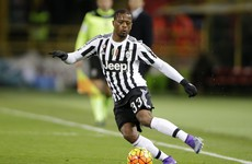 Juventus omit Patrice Evra and admit he's 'considering his future' amid United rumours