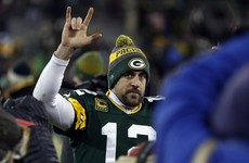 Green Bay send the Giants packing with quarterbacking masterclass