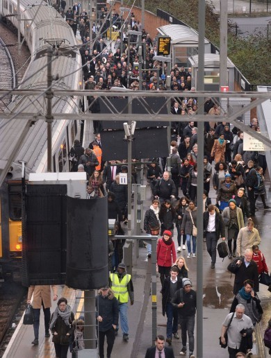 Tube strike causes major disruption for millions of passengers in London