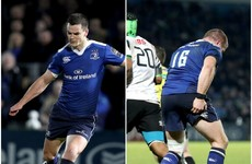 Sexton fit for Montpellier but Sean Cronin facing a spell on the sidelines