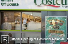 Loads of messers have hijacked the Facebook event for a Costcutter opening in Dublin