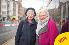 These two Dublin women reminiscing about their 60-year-old friendship is lovely