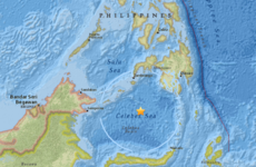 7.3 magnitude earthquake strikes the Philippines