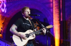 Ed Sheeran is looking for céilí dancers to star in a video for his new trad song