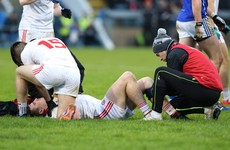 Early season cruciate blow for Tyrone as attacker ruled out for 2017 season