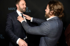 Ben Affleck is 'miffed' his brother didn't thank him during his Golden Globes speech... it's the Dredge