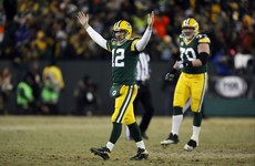 Here's the weird contraption Aaron Rodgers uses to perfect his Hail Marys