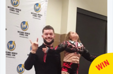 Wicklow WWE star Finn Bálor was so sound to a little boy who got starstruck around him