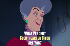 What Percent Cold-hearted Bitch Are You?