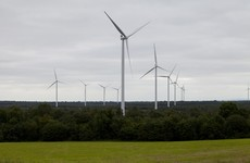 This morning's wind generated enough electricity to power 1.8 million homes