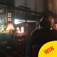 A Dublin pub's staff bought one of their regulars headphones to watch matches in peace