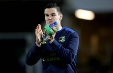 Sexton and Heaslip included to face Montpellier but O'Brien absent for Leinster