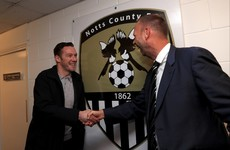 Ex-Bolton and West Ham midfielder Kevin Nolan appointed manager of League Two club
