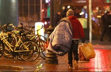 What's being done to help people sleeping rough cope with this freezing cold weather?