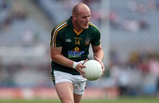 The Joe Show! Former forward Sheridan named in goal for Meath as he makes inter-county comeback