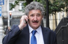John Halligan says he's secured a mobile cath lab for Waterford hospital