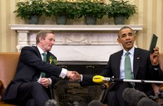 Barack Obama and Joe Biden haven't stopped quoting WB Yeats since 2008