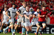 Bristling Warriors will be ready to move on Munster
