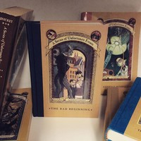 9 things you probably did if you grew up reading A Series of Unfortunate Events