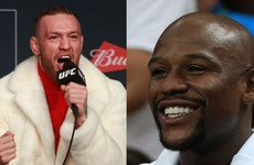 Dana White offers Floyd Mayweather $25m to fight Conor McGregor