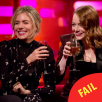 Graham Norton complimented Sienna Miller on her Irish accent and people weren't having it
