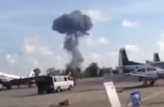 Thai pilot killed when jet crashes during children's air show