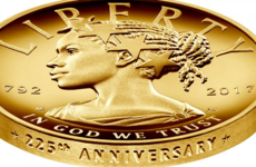 Lady Liberty will be portrayed as a black woman on a US coin for the first time