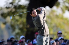 Rory McIlroy trails leader Storm by three in SA Open