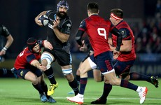 As it happened: Glasgow Warriors v Munster, Champions Cup