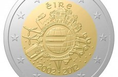 New €2 coin commemorates 10 years of the euro
