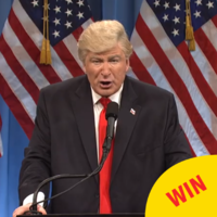 Alec Baldwin's latest Trump impression takes the, well, piss out of PeeGate
