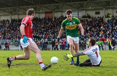 Savage stars as Kerry defeat Cork to set up McGrath Cup final meeting with Limerick