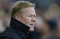 Koeman hails 'perfect' Everton after Manchester City mauling