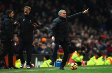'We attacked, Liverpool defended': Mourinho insists a point flattered Klopp's men