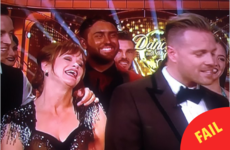 Hughie Maughan's disastrous fake tan was all anyone could talk about on Dancing With The Stars