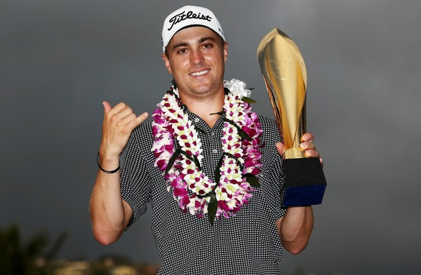 Unstoppable Thomas sets record as he claims third win of season at Sony Open