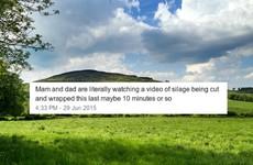 14 tweets that sum up Irish farming