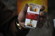 Meet the new face of anti-smoking in India... John Terry