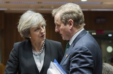 Enda Kenny and Theresa May have had a phone call about Northern Ireland