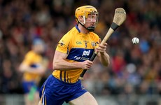 Cian Dillon starts at full-back in one of 8 changes for the Clare hurlers