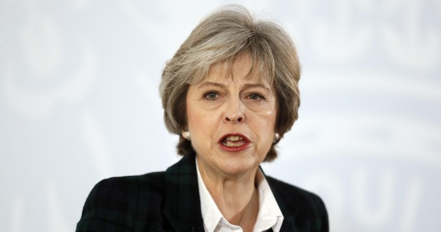 As it happened: Theresa May has outlined her plans for Brexit
