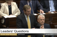 Leaders' Questions Liveblog: TDs back in the Dáil after Christmas break