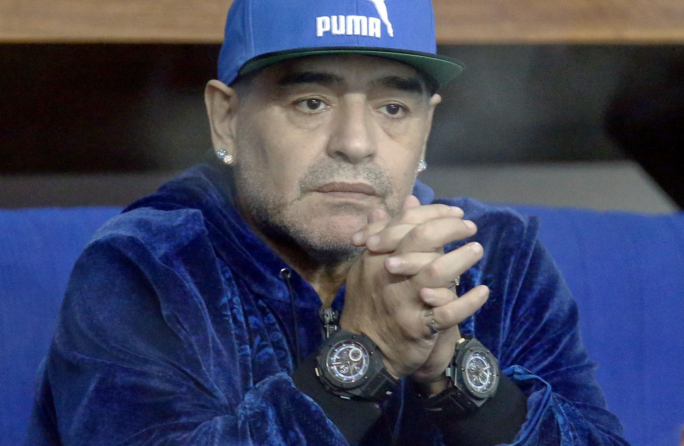 Diego Maradona · The42