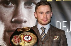 Carl Frampton wins prestigious boxing Fighter of the Year award